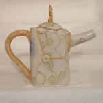 Leaf and Vine Teapot $200