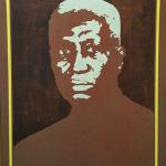 Lead Belly Acrylic $200
