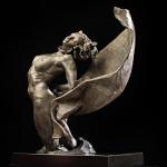 "Birth of Venus Larry Schueckler Bronze 27"" H x 18"" W x 12"" D  $16,000"