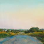 Back Road Journey 16 x 20 Pastel 1600