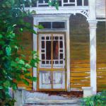Doorway to Memories 20 x 16 Oil $1500