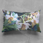 Hidden Gifts Luster Oblong Pillow